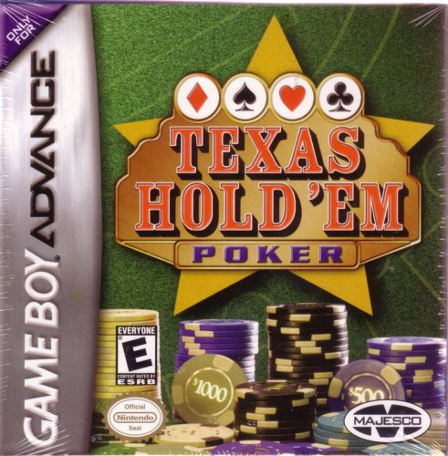 Texas Hold 'Em Poker - Game Boy Advance (Collector's) - Game Boy Advance Rom