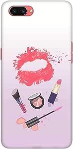 Stylizedd Oppo A3s Slim Snap Basic Case Cover Matte Finish - Makeup Kit