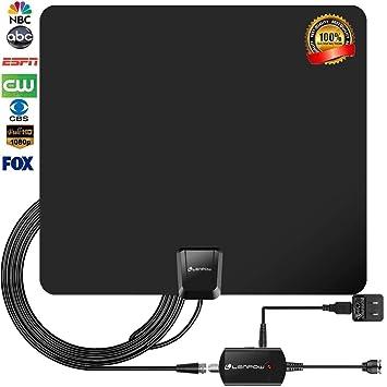 Review TV Antenna, LENPOW Best