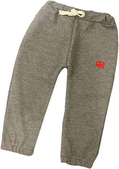 TAIYCYXGAN Little Boys Pants Kids Elastic Casual Pants Boys Harem Pants