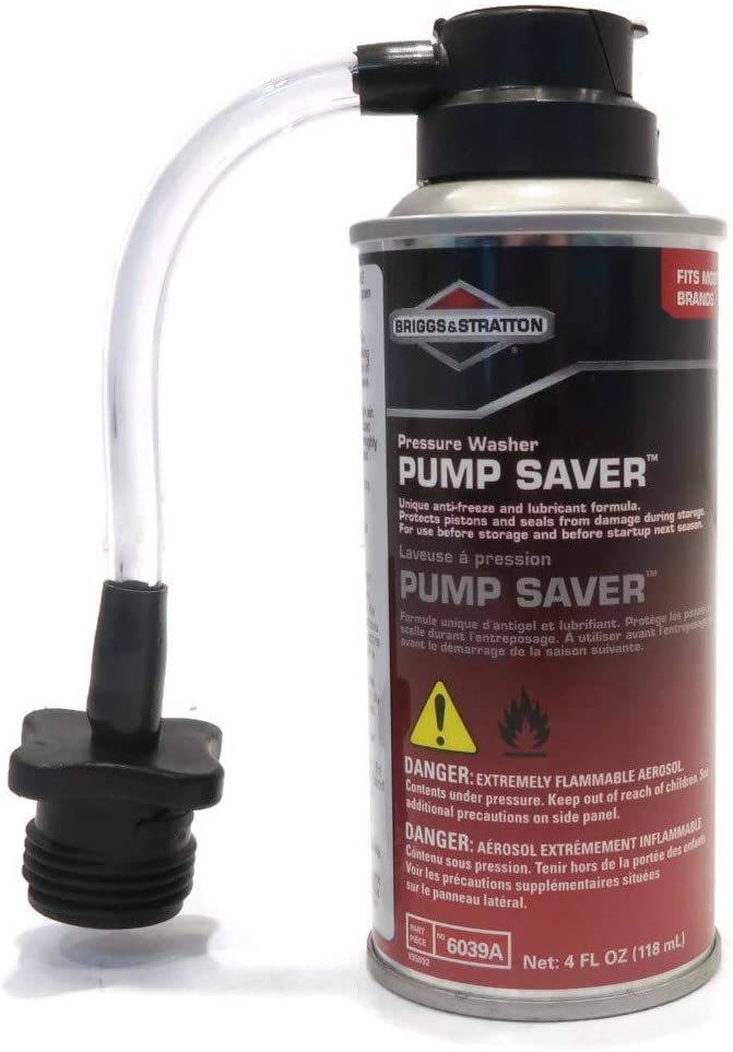 Pressure Washer New Pump Saver for Power Water Pumps Briggs and Stratton 6039