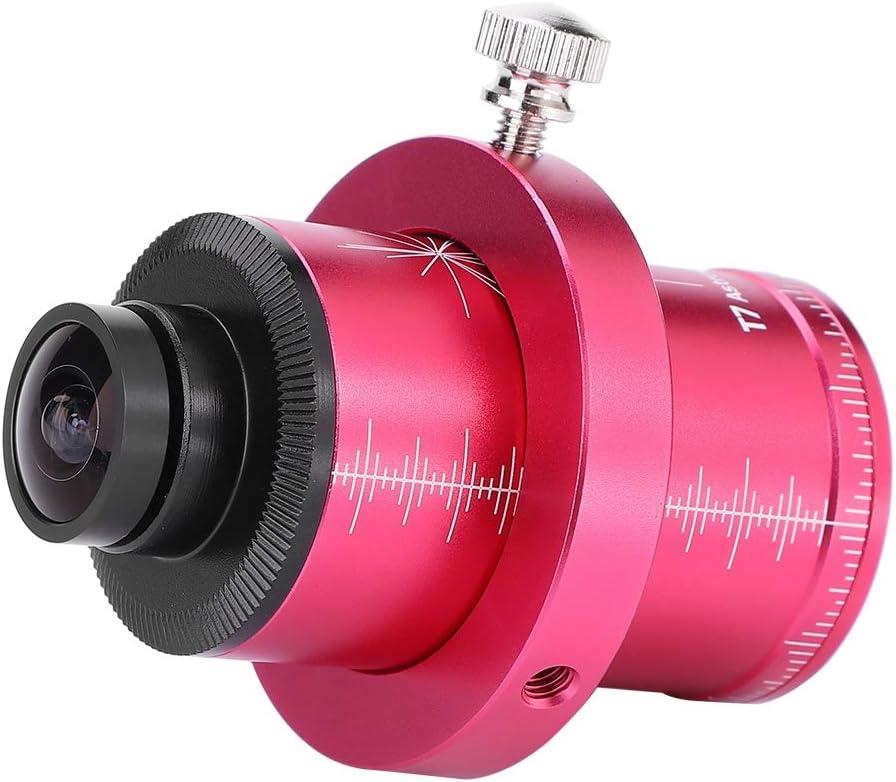 Bigking Oculaire de t/élescope Alliage daluminium t/élescope T7C cam/éra oculaire /électronique CMOS Instrument /équatorial ST4 /étoile de Guidage