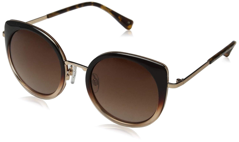Ted Baker Olli Gafas de Sol, Marrón (Chocolate Grad/Brown ...