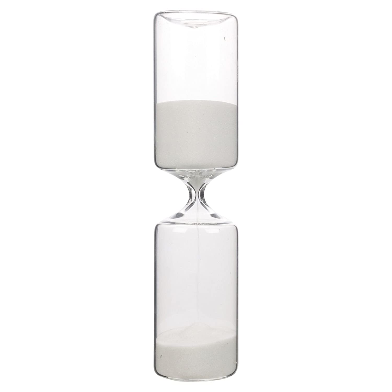 10 Minute Glass Sand Timer Hourglass Clock EGT