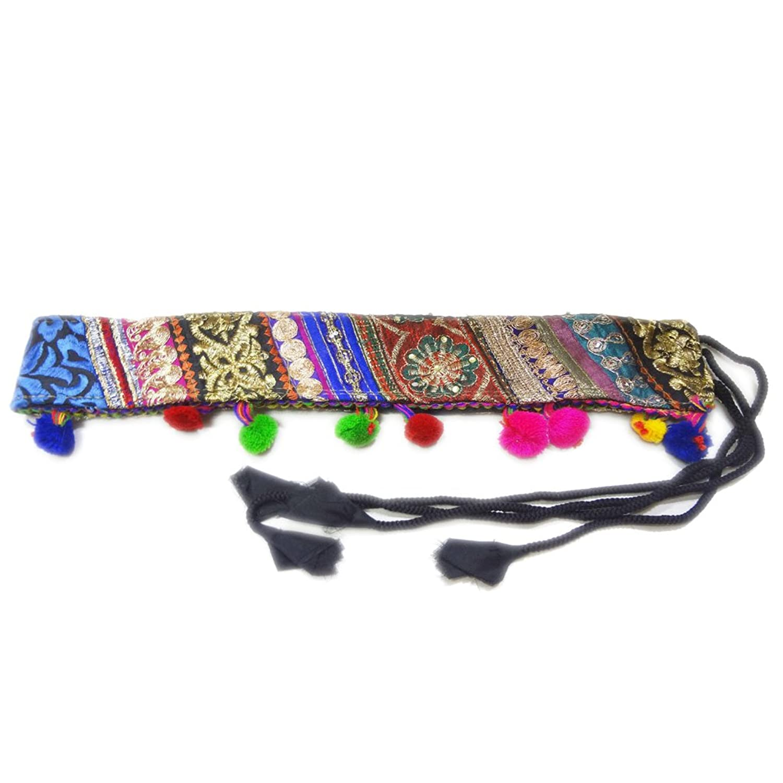 Indian Ethnic Women Waist Belt Traditional Gypsy Banjara Belly Dancing Belt