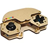Piper Command Center - Build, Customize and Code The Ultimate DIY Video Game Controller STEAM kit Includes Great for Gaming a