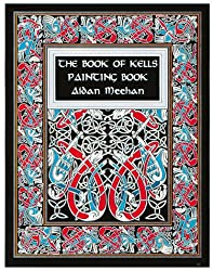 The Book of Kells painting book /
