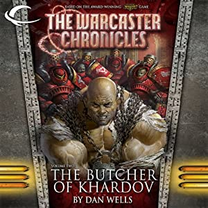 The Butcher of Khardov Audiobook