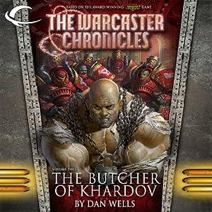The Butcher of Khardov Hörbuch