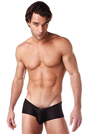 9660efb64 Amazon.com  Gregg Homme Voyeur Hyperstretch Microfiber Low Rise ...