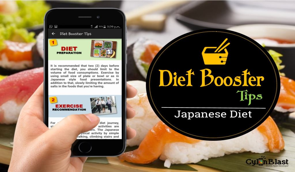 Amazon com: 14 Days Japanese Diet Meal Plan: Appstore for