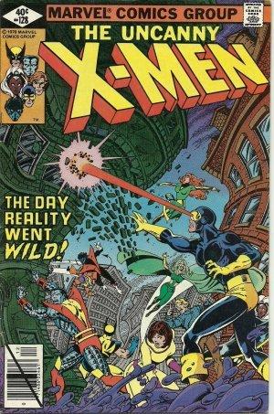 """Uncanny X-men #128 """"Apparent Death of Proteus"""