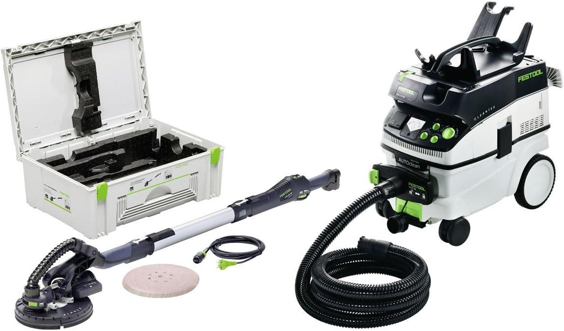 Festool 571849 - Lijadora de pared LHS 225/CTL 36 E AC-Set: Amazon.es: Bricolaje y herramientas