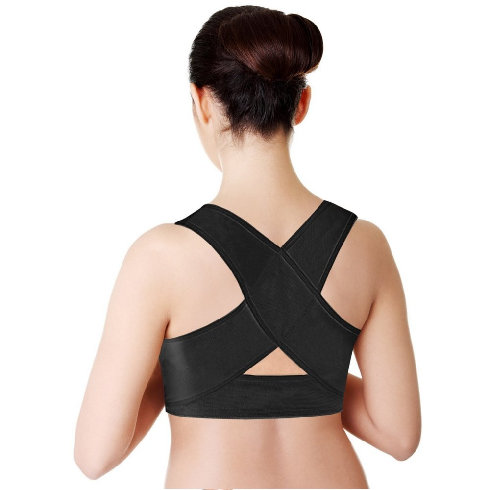 PU Health Pure Acoustics Top Quality Unisex Personal Posture Corrector Supportive Back Support Wrap