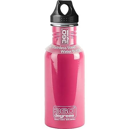 360 Degrees Stainless Steel Drink Bottle 550ml