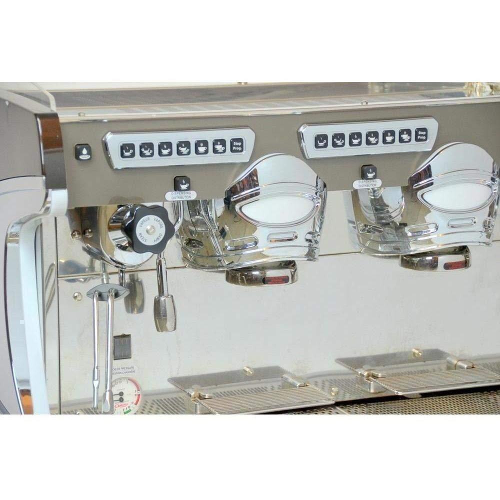Amazon.com: Astoria Sabrina Automatic Cool Touch 2 Group Espresso Machine Auto-Steam Black: Industrial & Scientific