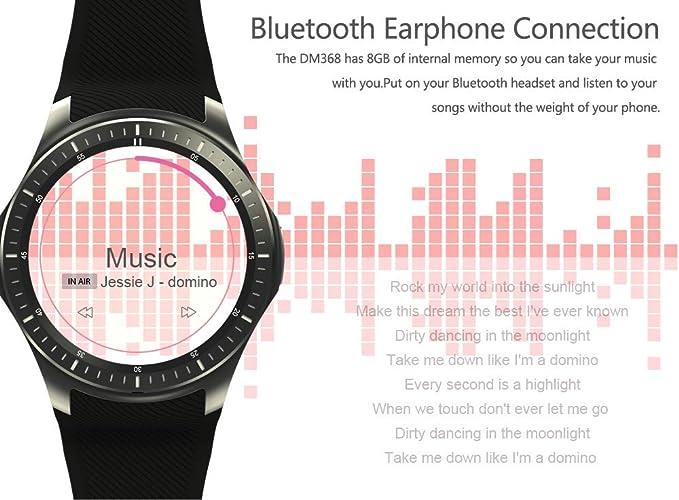 IHCIAIX Reloj Inteligente Smart Watch SmartWatch AMOLED ...