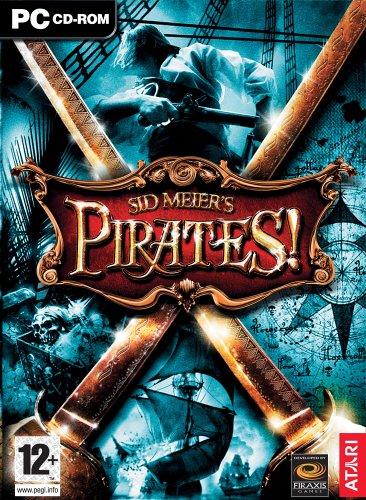 Sid Meier's Pirates! (Windows CD) Game CD, Paper Manual & Unique Code