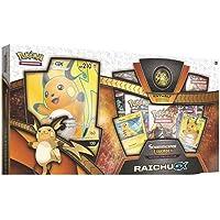 Pokemon 25978 Pokémon Company International 25978-PKM SM03.5 Raichu-GX Box verzamelkaarten, kleurrijk