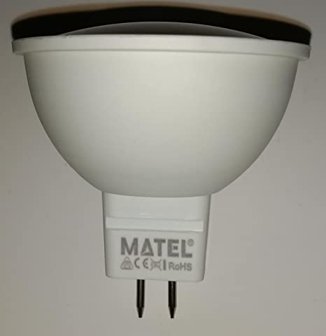 MATEL M291680 - Bombilla led mr16 8w - 750 lumenes