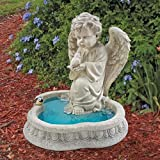 Angel Of Peace Reflecting Pool Statue Design Angel Statue Cherub Statue