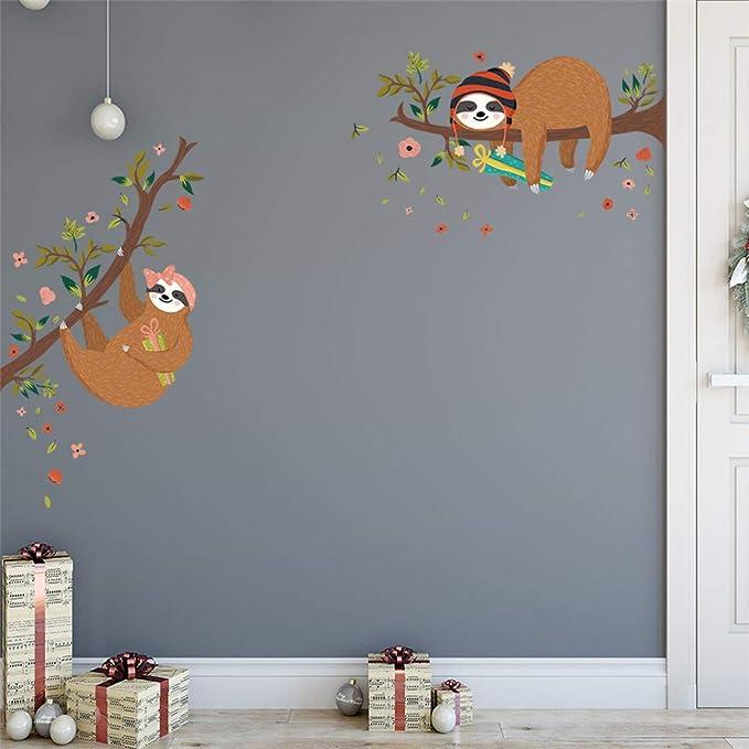Amazon.com: Pegatina de pared, decoración para el hogar ...