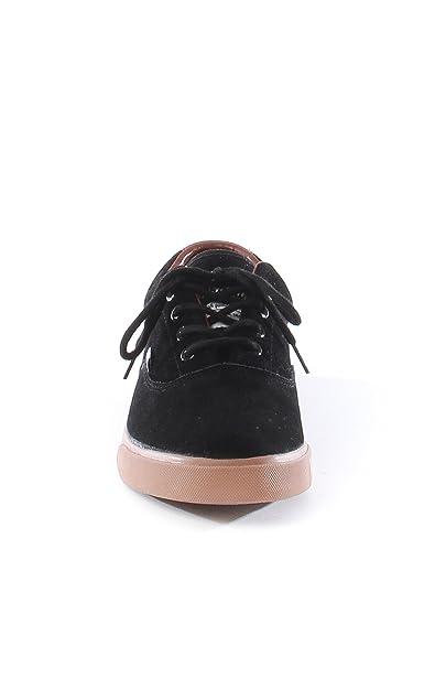 Zapatillas Urbanas de Hombre Color Negro Modelo Jonhson - Philpark - Snakers (42): Amazon.es: Zapatos y complementos