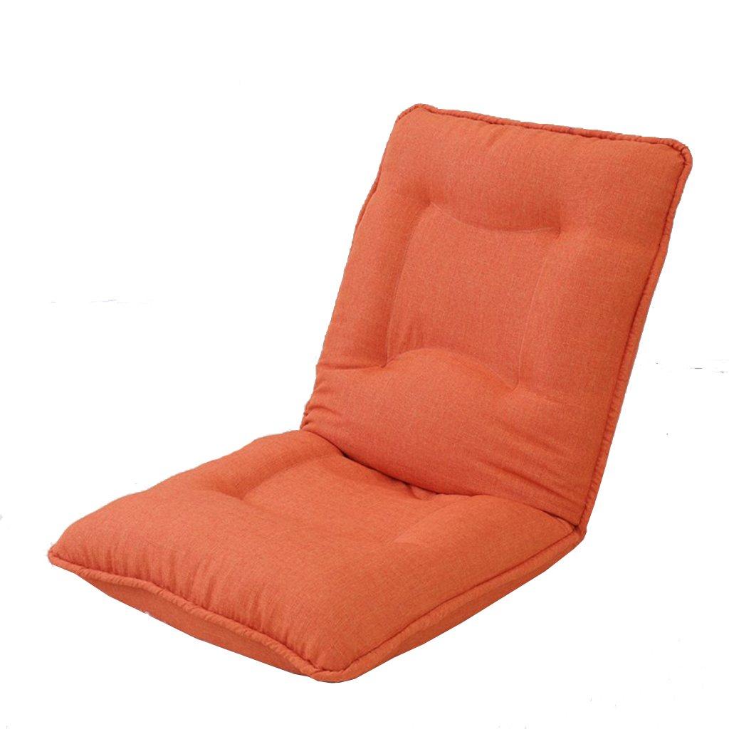 Unbekannt Bodenstuhl Kissen-Ruhesessel Für Erwachsenes Jugendlich Kind-Baby, Justierbare Bewegliche Leinenstuhl-Starke Hochstühle, Last 150kg