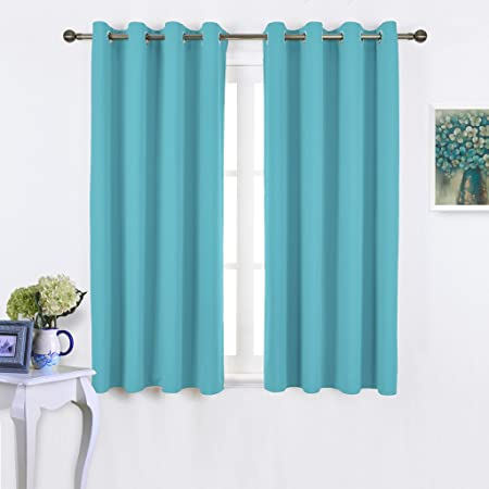 PONY DANCE Window Curtain For Bedroom Set Of 2 Pieces W 52quot By