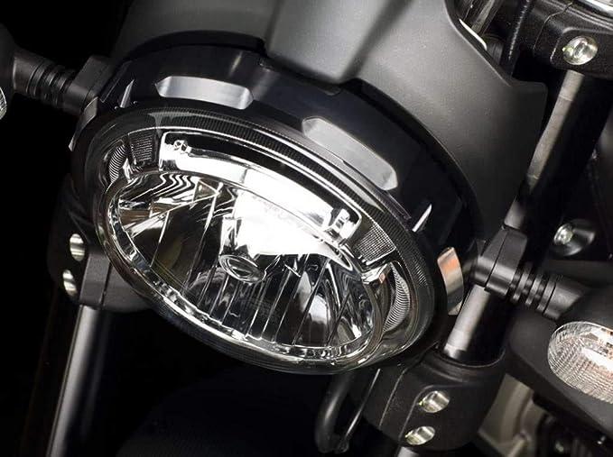 Ducati Lampenring CNC gefräst 97380231A Ducati Scrambler 400-800 Modelle orig