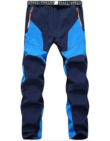pantalon de pluie coupe-vent et thermo-respirant VAUDE Fluid Full-Zip pantalon imperm/éable femme surpantalon de pluie zipp/é avec filet