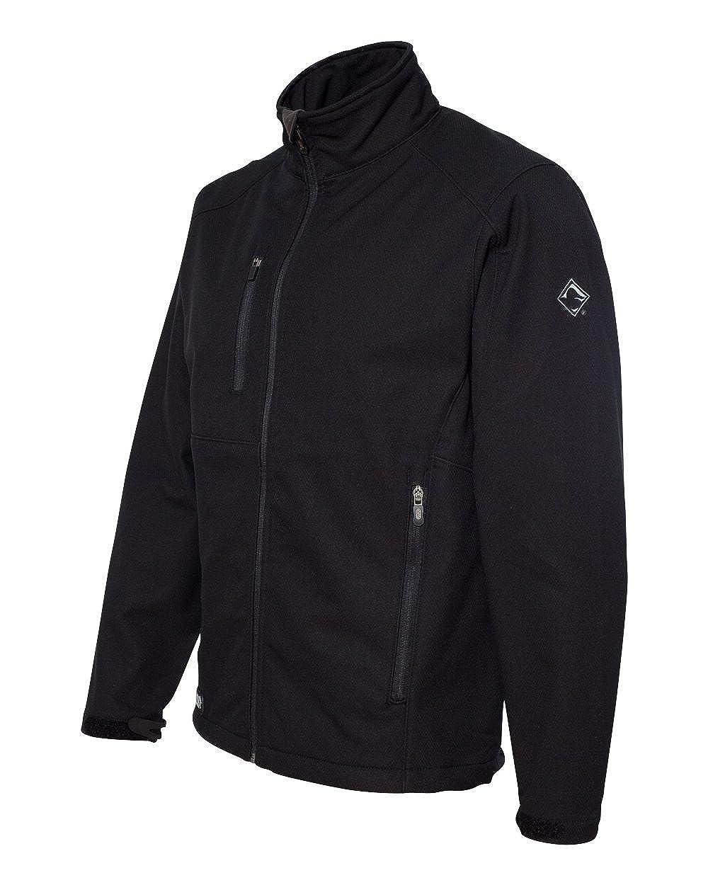 5365 Black Dri-Duck Mens Dri Duck Acceleration Waterproof Softshell Jacket