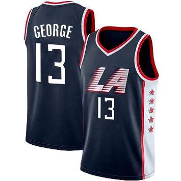 Bartok Jersey de Hombre Paul George # 13 Los Angeles ...