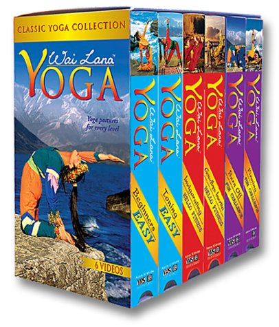 Wai Lana Yoga: Classic Yoga Collection [VHS]