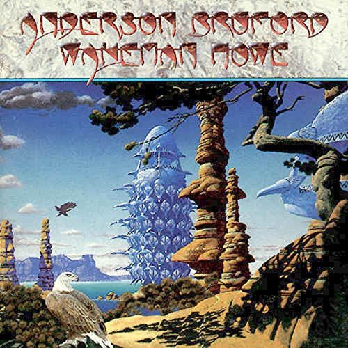 Anderson, Bruford, Wakeman, Howe: Expanded And Remastered 2Cd Edition /  Anderson, Bruford, Wakeman, Howe