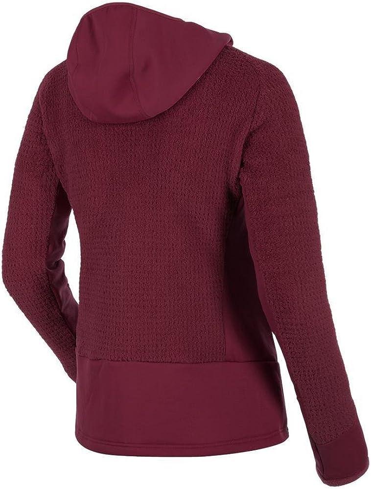 Salewa Corda 2L Wool Full Zip Fleece Jacket Poseidon Men