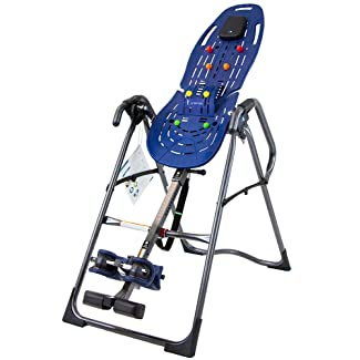 Teeter EP-560 with Back Pain Relief Kit