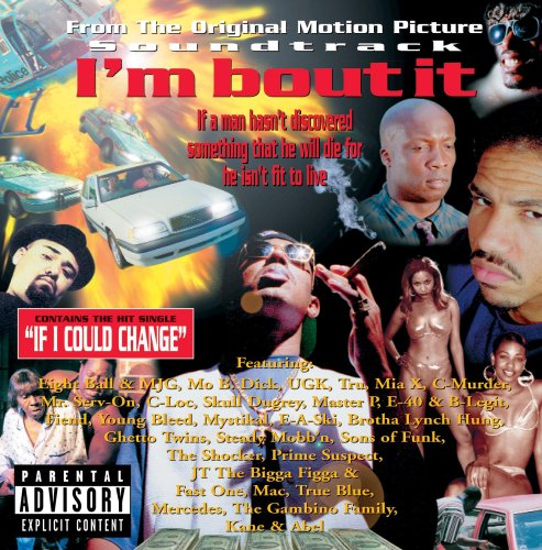 Hip Hop Cd - I'm bout it