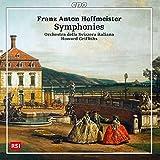 Hoffmeister: Symphonies & Overture