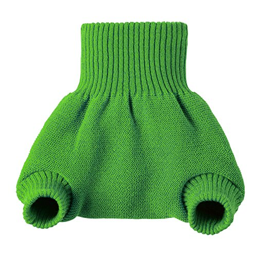 Disana Organic Merino Wool Cover-Green-86/92 (12-24 mo) by Disana