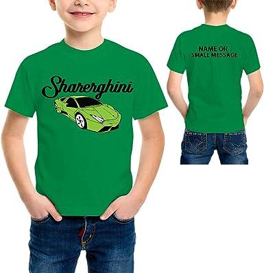 Sharerghini kids//sharerghini green//share the love kids tee//share the love merch