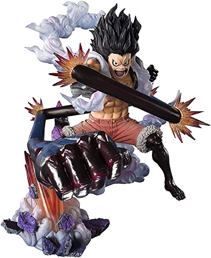 Amazon Com Siyushop One Piece Monkey D Luffy Gear 4