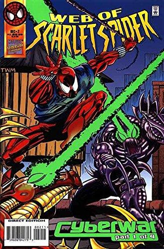 (Web of Scarlet Spider #2