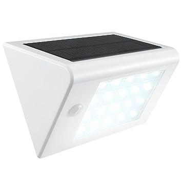 AVANTEK Luz Nocturna Solares con Sensor de Movimiento Triángulo
