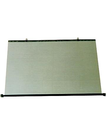 Carpoint 0522621 - Estor trapezoidal para coche (58 x 110 cm)