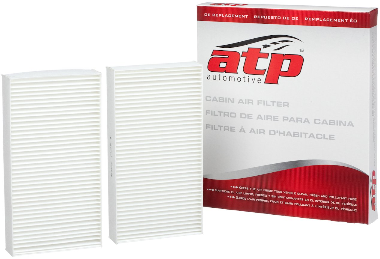 ATP Automotive CF-133 White Cabin Air Filter by ATP Automotive