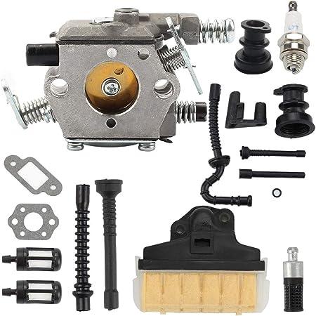 B Blesiya Electronic 50CC Scooter Moped GY6 Carburetor Carb for Sunl Roketa JCL