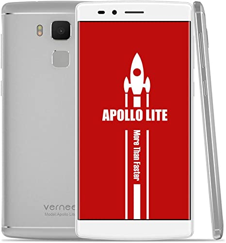 vernee Apollo Lite 5.5 Inch Smartphone 4 G Android Deca Core 6.0 ...