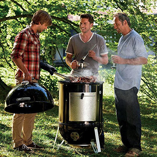 Weber Smokey Mountain Cooker 22 Inch Smoker