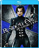 Resident Evil: Retribution [Blu-ray]